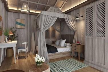 desain kamar tidur tradisional