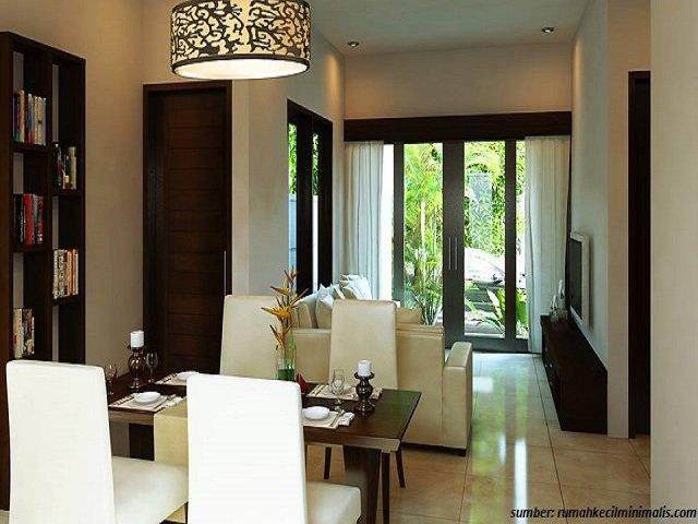 Desain Interior pada Desain Rumah Kecil Tipe 27 & Inspirasi Desain Rumah Kecil Tipe 27; Nyaman dalam Kesederhanaan ...