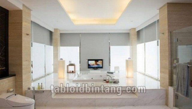 desain rumah setya novanto