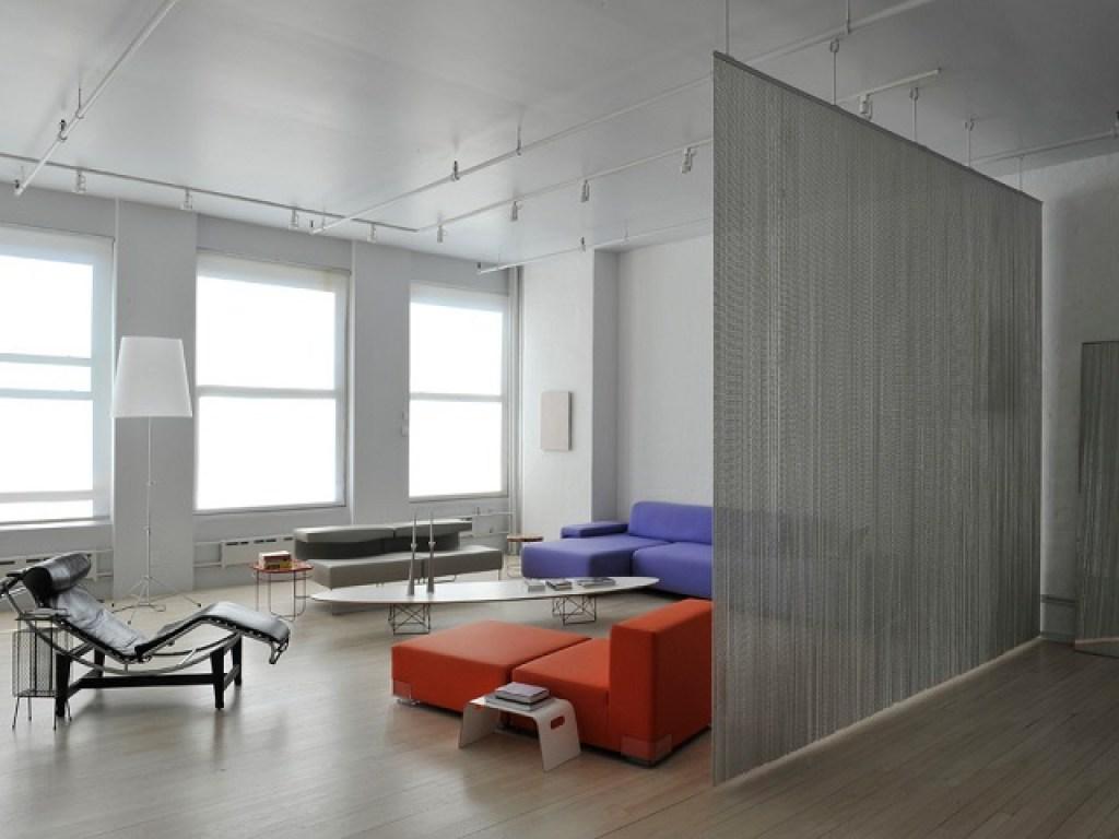 Desain partisi ruangan minimalis