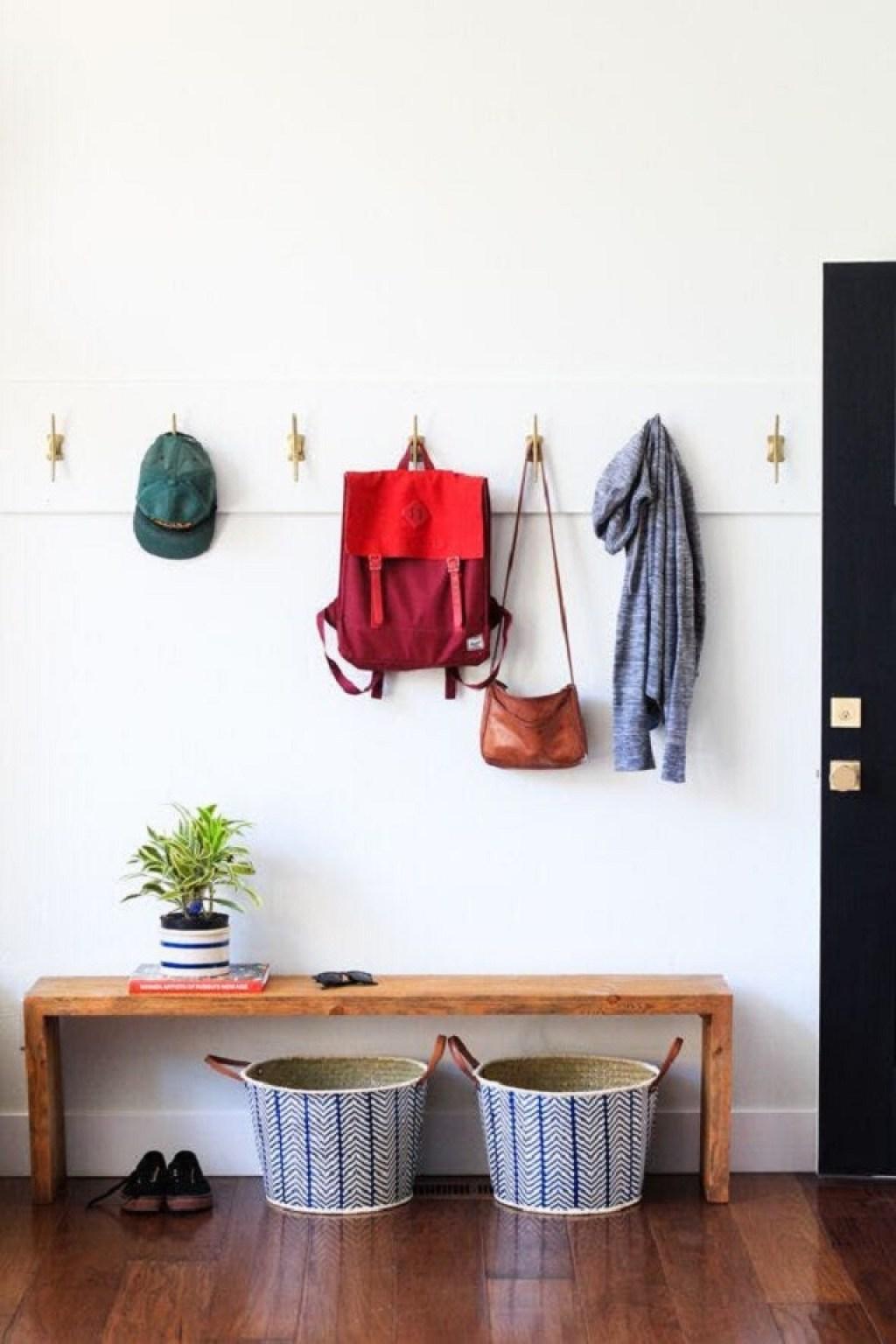 foyer design jenis linier