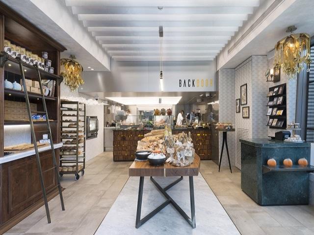 Desain interior toko kue roti inspirasi untuk