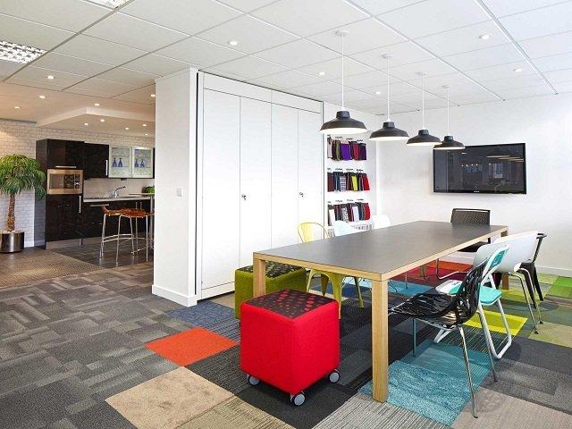 Desain Ruang Kantor Harus Mencakup Ruang Bekerja Dan