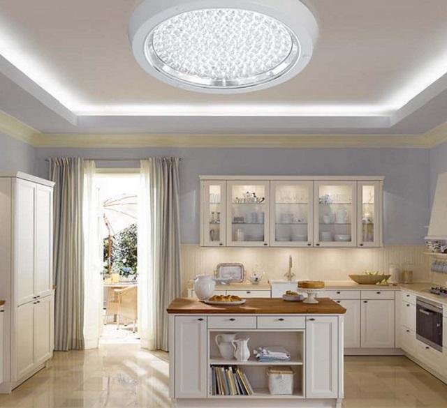 pencahayaan dapur