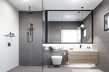 tren desain kamar mandi