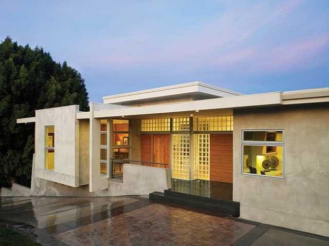 desain interior rumah art deco