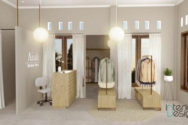jasa desain interior butik