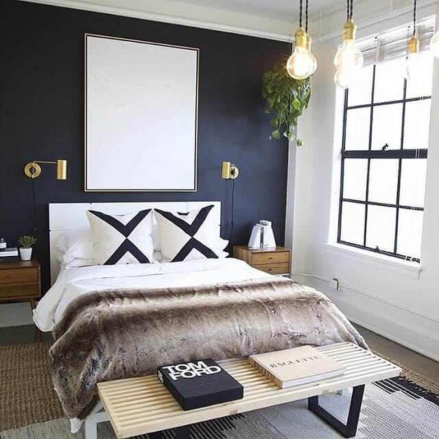 cara memaksimalkan kamar tidur kecil