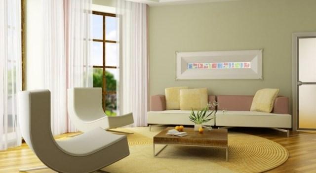penataan ruang tamu minimalis