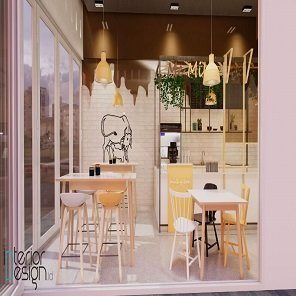 jasa desain interior kedai