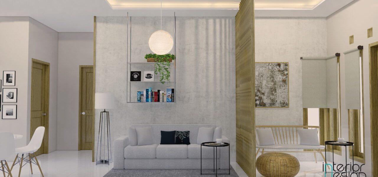 desain rumah gaya modern