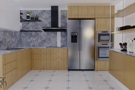 Desain pantry