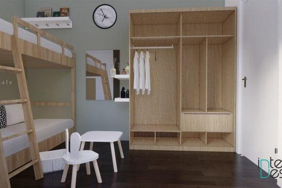 kamar tidur anak bekasi
