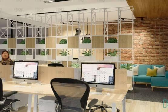 desain kantor jakarta