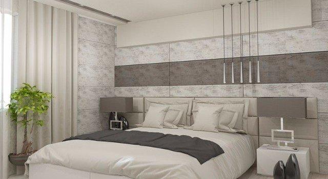 desain kamar tidur modern minimalis