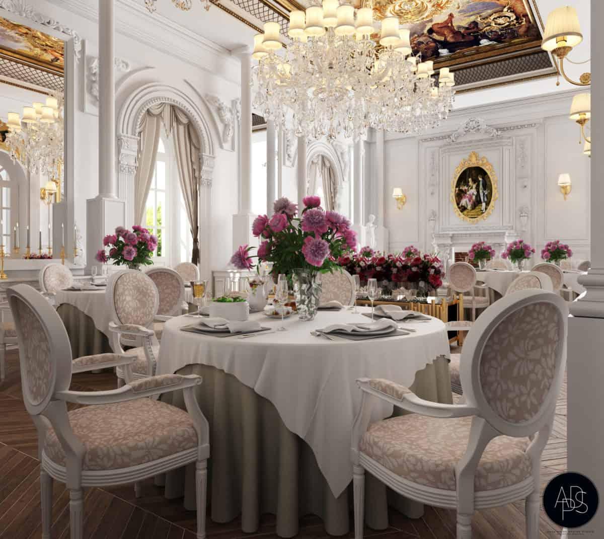 French Restaurant Design