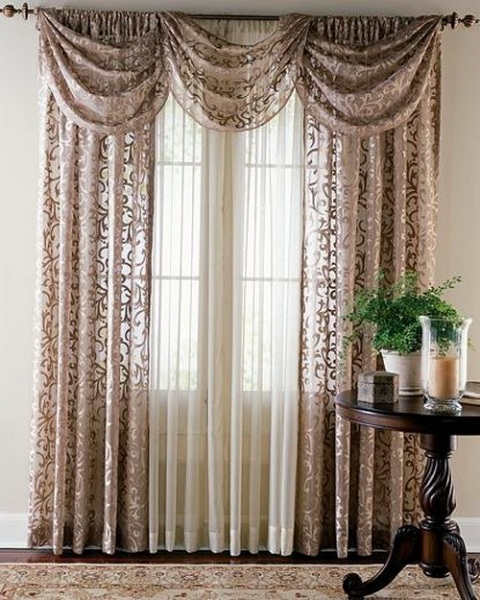 Decor Curtain Style