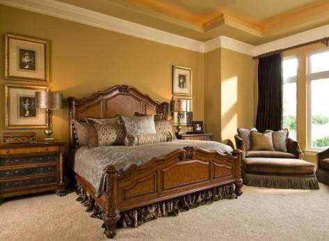 Trendy Bedroom Colors - Paint Colors - Interior design on Trendy Bedroom  id=19398