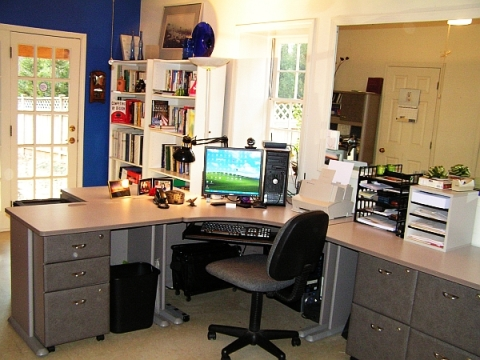 Fantastic Home Office Design Ideas - Interior design - photo#12