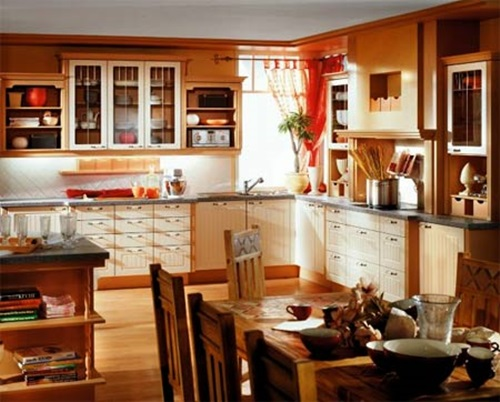 Kitchen Furnishing Ideas