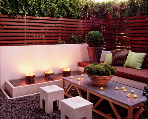 Romantic Ideas for your backyard - Interior design on Romantic Backyard Ideas id=71603