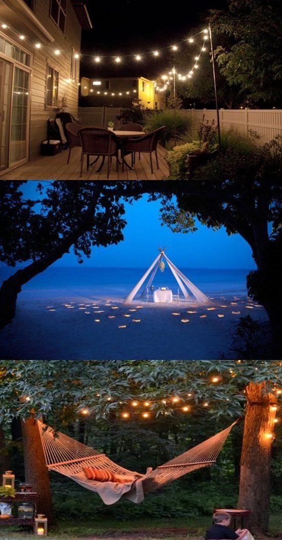Romantic Ideas for your backyard - Interior design on Romantic Backyard Ideas id=20261