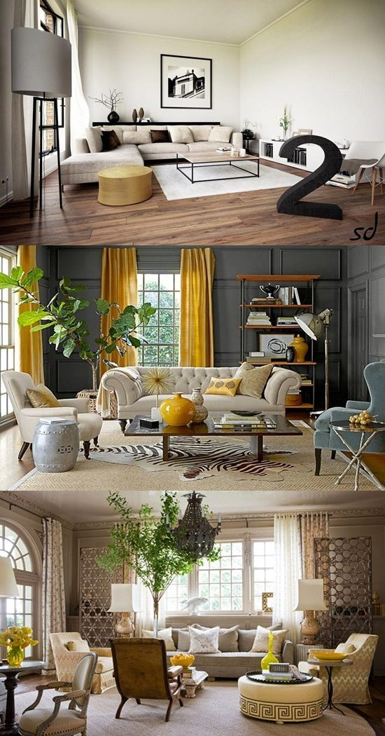 Interior Decorating Lounge Room Ideas