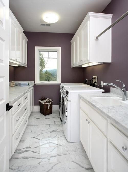 Chic Laundry Room Decorating Ideas - Interior design on Laundry Decoration  id=20943