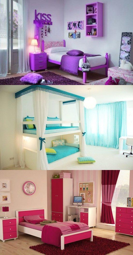 Cool Teen Girl's Bedroom Decorating Ideas on Teenage Girl:pbu1881B-Jc= Cool Bedroom Ideas  id=65903
