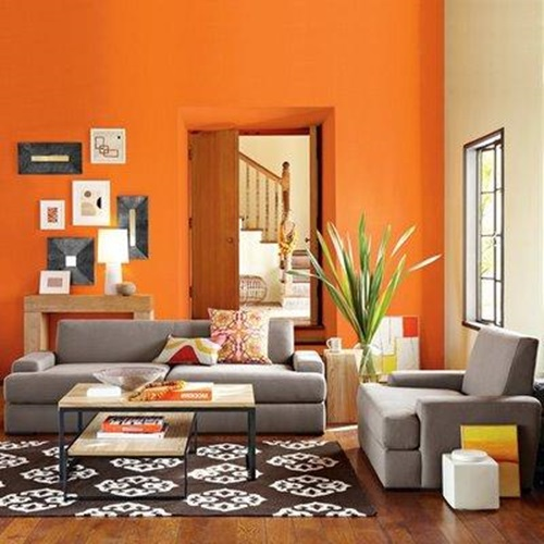 Lovely Tips On Choosing Paint Colors For The Living Room Interior Design Part 19