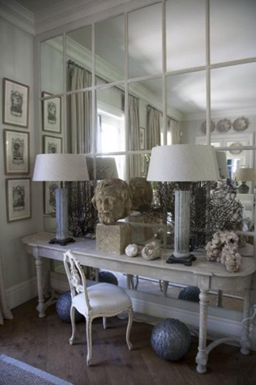 fabulous living room partition designs | Fabulous mirror room dividers - Interior design