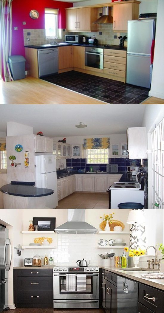 How to design your small kitchen on a budget interior design - Interior design on a budget ...