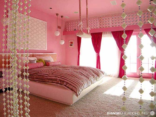 Colorful Teen Bedroom Design Ideas Interior Design