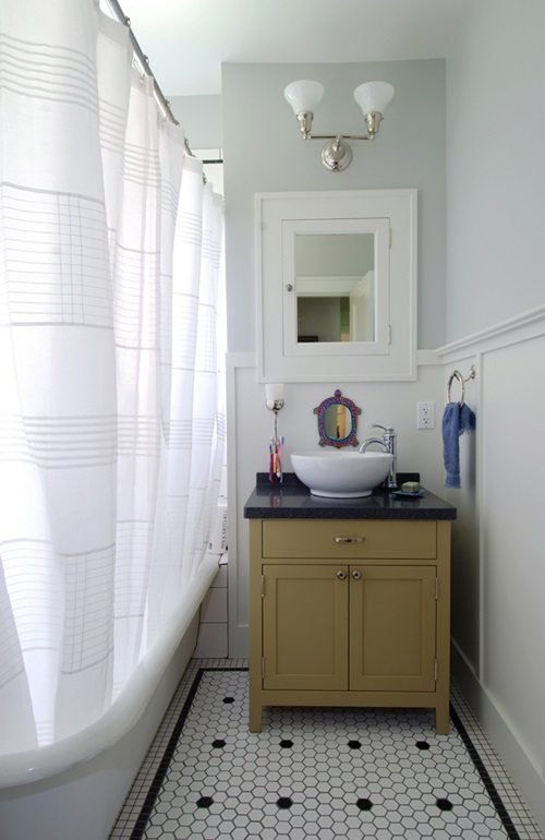 5 Big Design Ideas For A Small Bathroom Interior Design