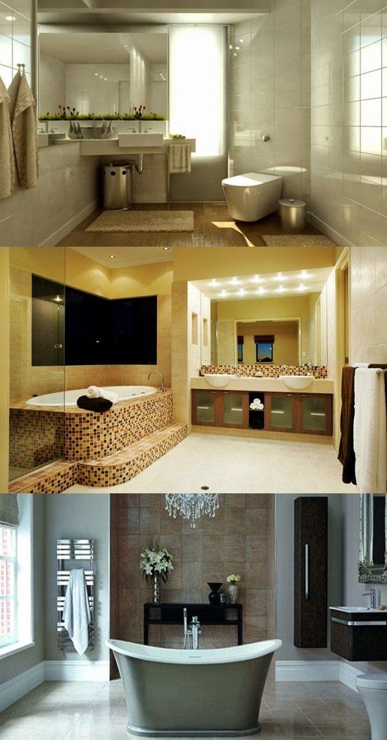 choose the proper bathroom lighting