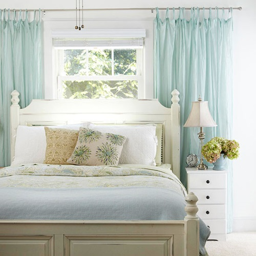 Cottage Bedroom Curtain Ideas - Interior design on Bedroom Curtain Ideas  id=53835