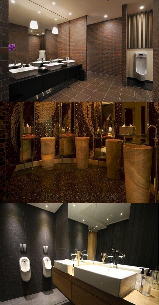 Commercial Bathroom Design Interior Design