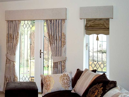Curtain Design Ideas Applicable to your Living Room ... on Living Room Curtains Ideas  id=65268