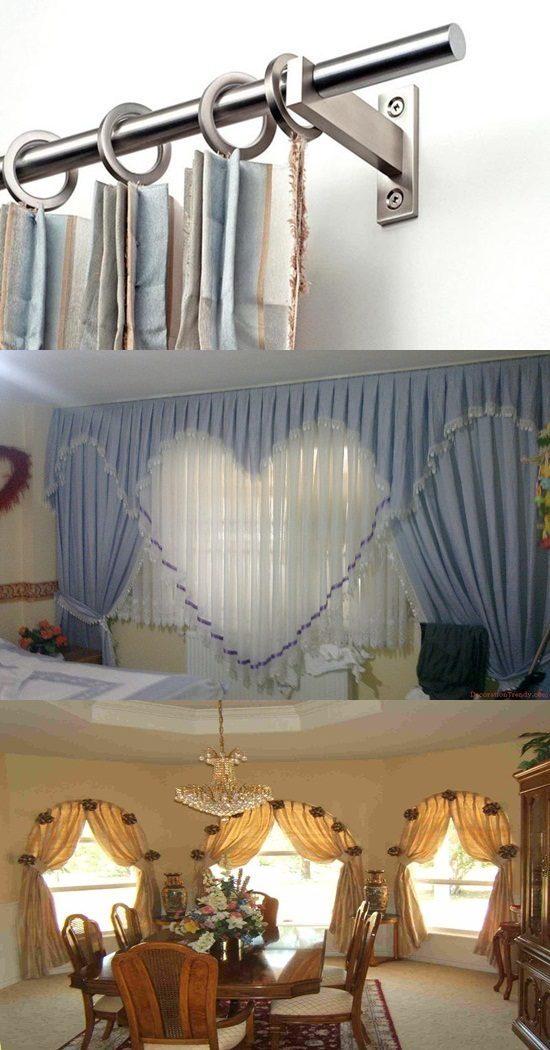 curtain accessories designs different