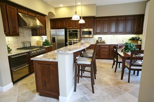 5 Kitchen Countertop Design Ideas - Interior design on Kitchen Countertop Decor  id=45902