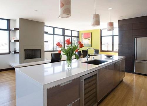 Unique Modern Kitchen Island Design Ideas - Interior design on Modern Kitchen Remodel  id=33044