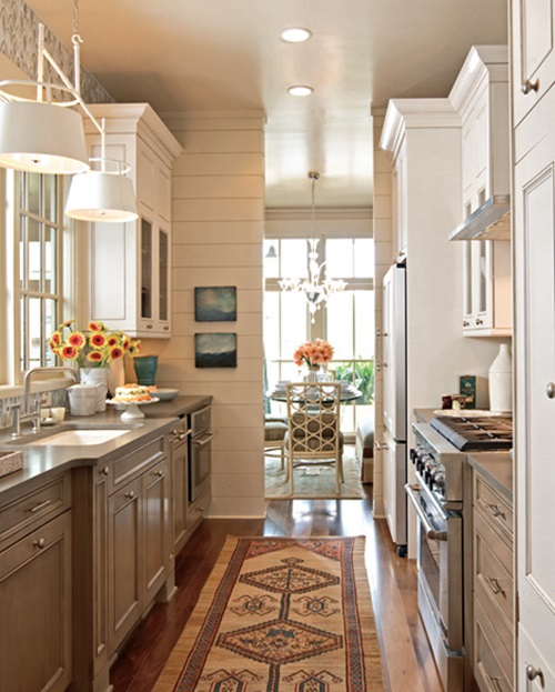 Useful Tricks to Maximize the Space of Your Small Kitchen ... on Small Kitchen Remodel  id=74139