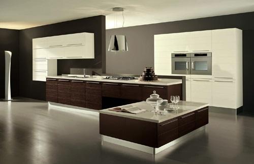 Wonderful Ultra-Modern Kitchen Design Ideas - Interior design on Ultra Modern Luxury Modern Kitchen Designs  id=45466
