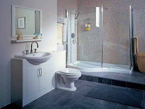 4 Great Ideas for Remodeling Small Bathrooms - Interior design on Great Bathroom Ideas  id=42009