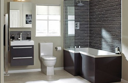 4 Great Ideas for Remodeling Small Bathrooms - Interior design on Great Bathroom Ideas  id=80162