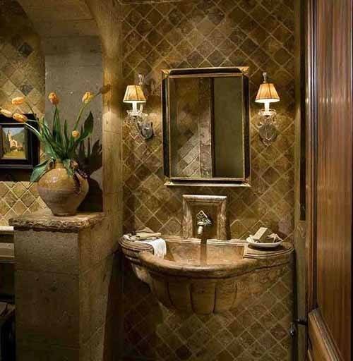 4 Great Ideas for Remodeling Small Bathrooms - Interior design on Great Bathroom Ideas  id=88997