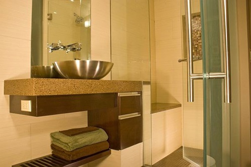 4 Great Ideas for Remodeling Small Bathrooms - Interior design on Great Bathroom Ideas  id=33369