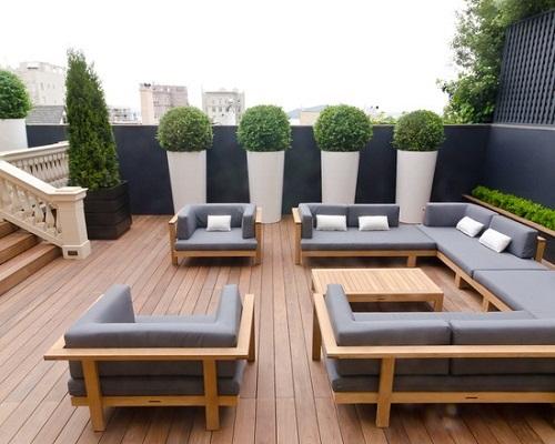design outdoor patio furniture Creative Outdoor Furniture Design Ideas - Interior design