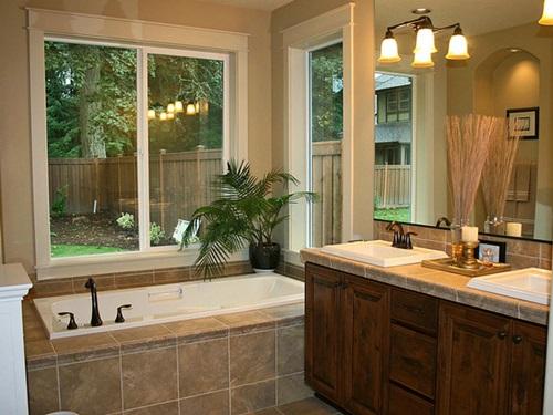 Creative Small Bathroom Makeover Ideas on Budget ... on Bathroom Ideas On A Budget  id=83741