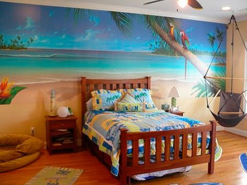 title   Tropical Theme Bedroom Ideas